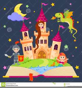 Fairytale clipart castle. Free images at clker