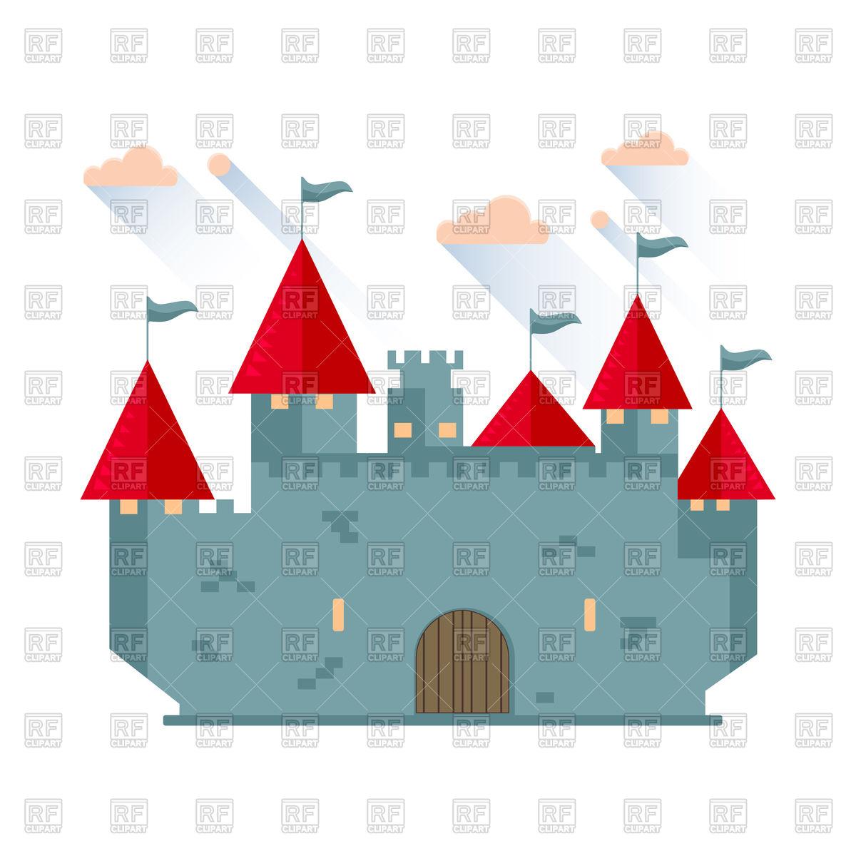 Fairy tale free download. Fairytale clipart castle welsh