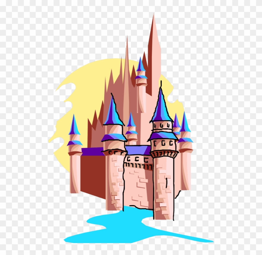 Fairytale clipart castle welsh. Png download pinclipart