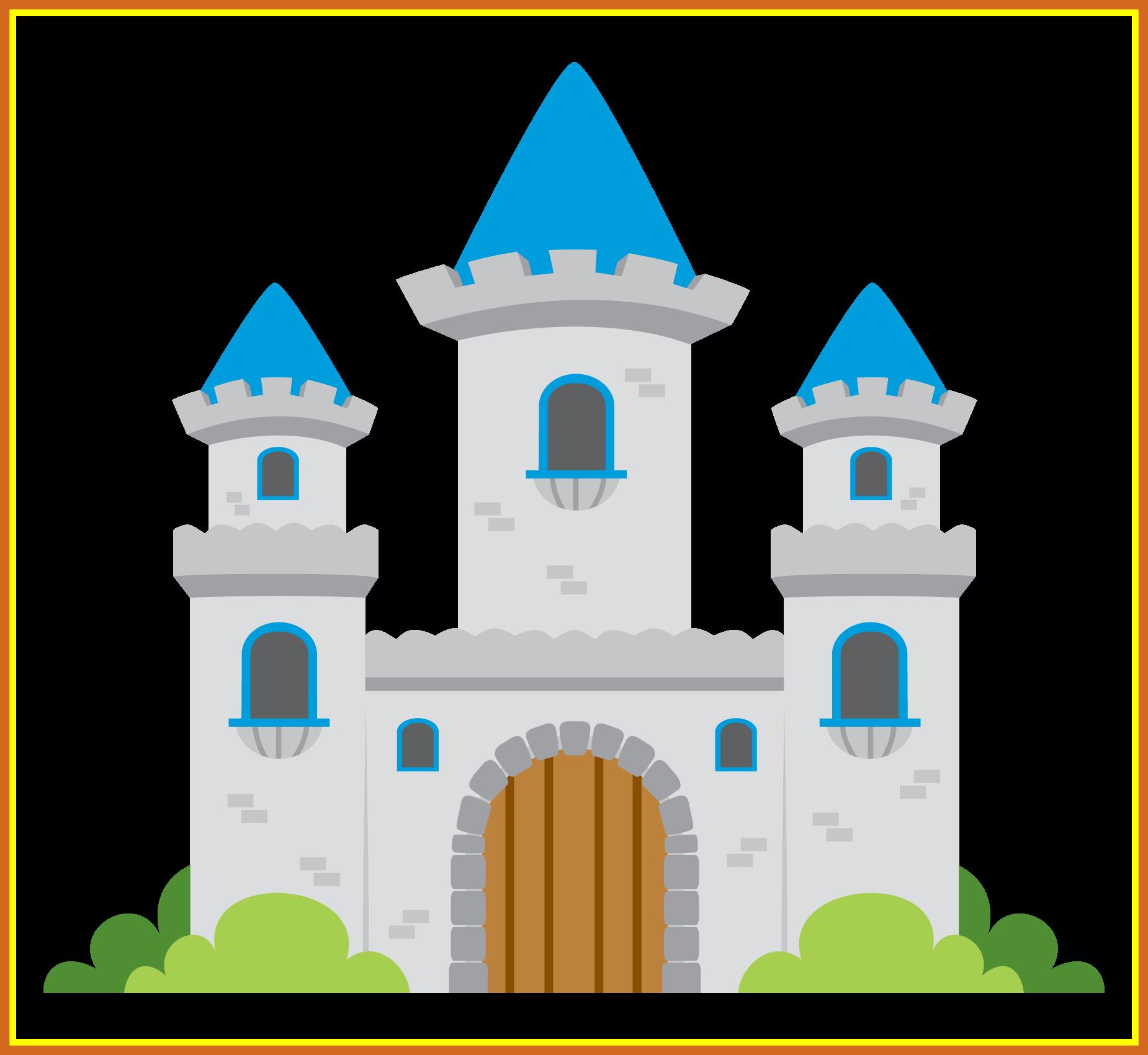 Marvelous fairy tale clip. Fairytale clipart castle