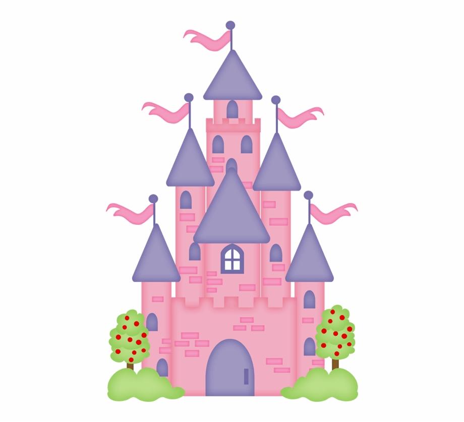 Enchanted castle . Fairytale clipart fairytale palace
