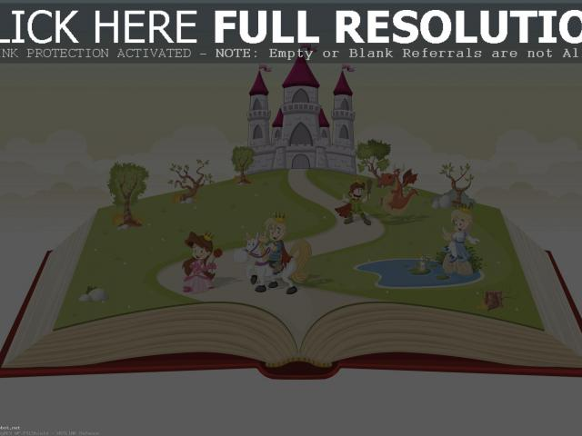 Fairytale clipart fiction book. Free fairy tale download