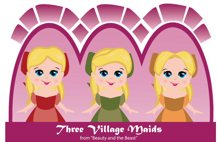Characters the we offer. Fairytale clipart folklore