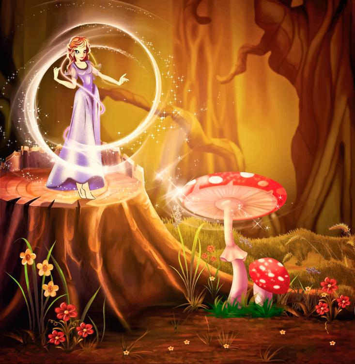 Computer wallpaper art fairy. Fairytale clipart folklore