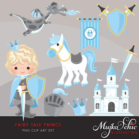 Fairytale clipart horse. Fairy tale prince characters