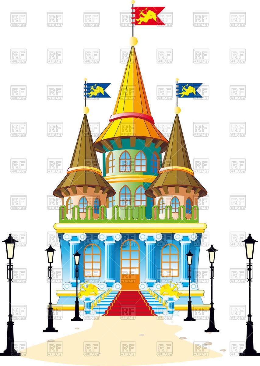 Fairy tale free download. Fairytale clipart king castle