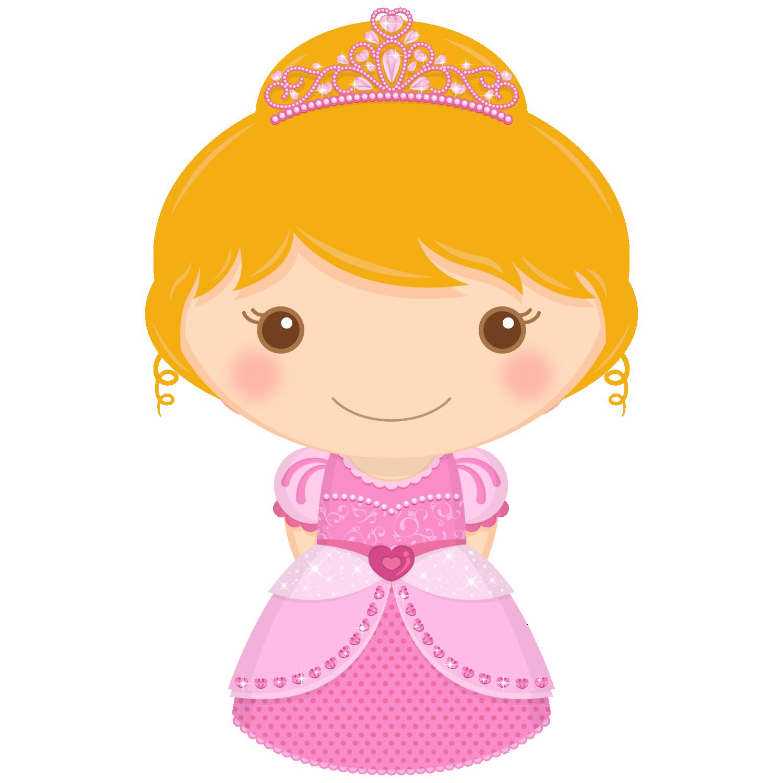 Ch b princesse prince. Fairytale clipart little girl