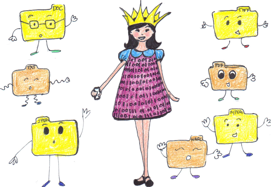 Snow byte and the. Fairytale clipart make believe