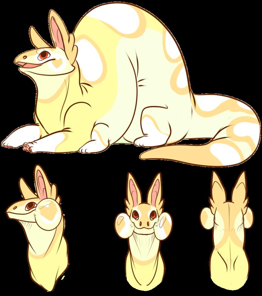 Fairytale mythical animal