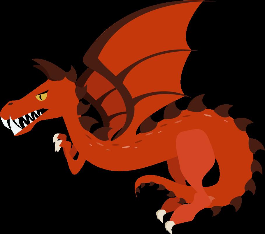 Fairytale clipart mythical beast. Buncee