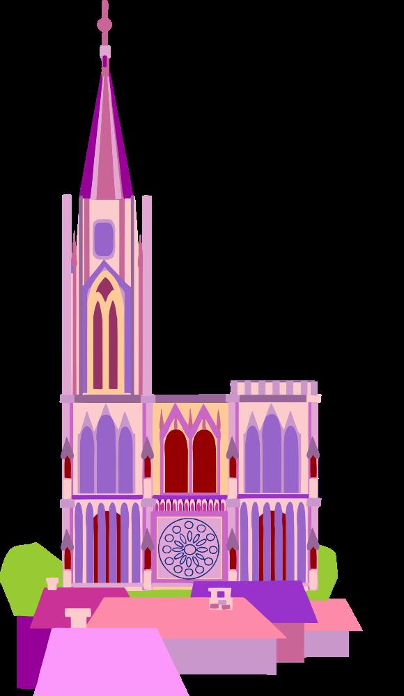 Onlinelabels clip art . Fairytale clipart pretty castle