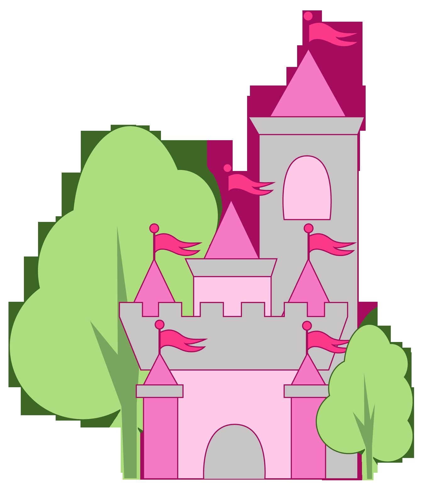 Fairytale clipart pretty castle. Princess free images clipartix
