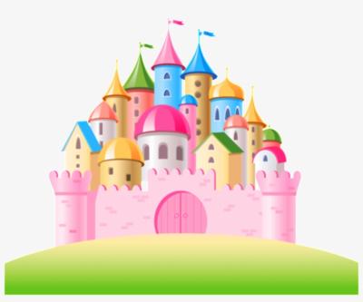 Png dlpng com . Fairytale clipart pretty castle