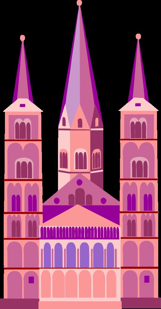 Fairytale clipart pretty castle. Onlinelabels clip art