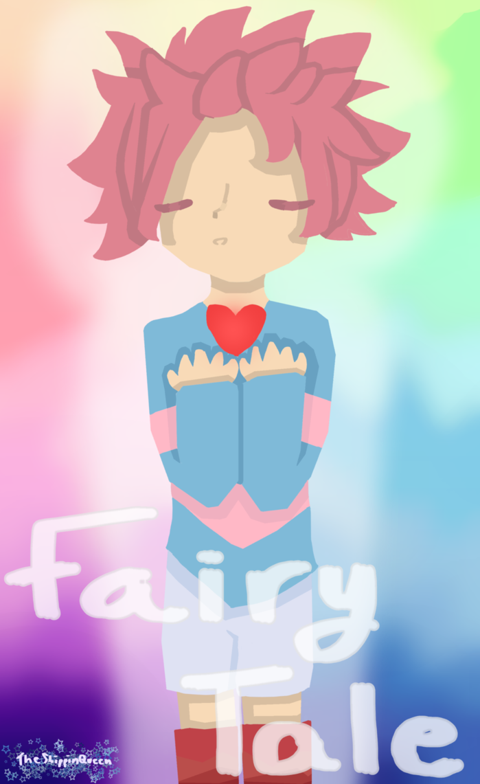 Natsu by theshippinqueen on. Fairytale clipart queen