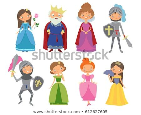 Queen clipart fairytale. Fairy tale king knights