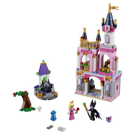 Fairytale clipart storybook castle. Lego disney princess sleeping