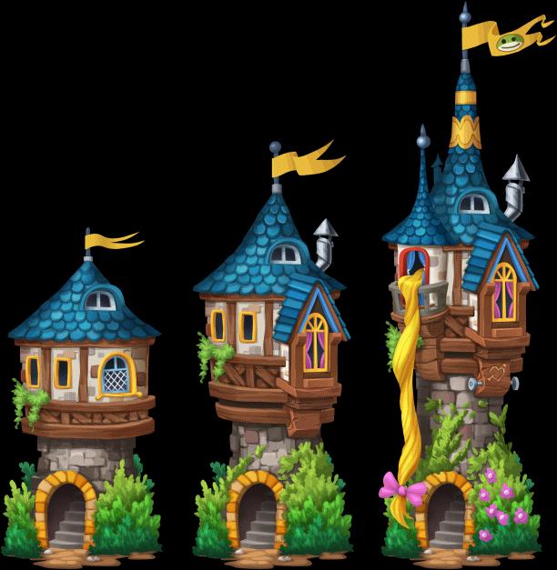 Category fairytales happy street. Fairytale clipart tower