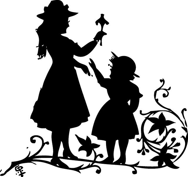 Fairytale clipart vintage. Free image on pixabay