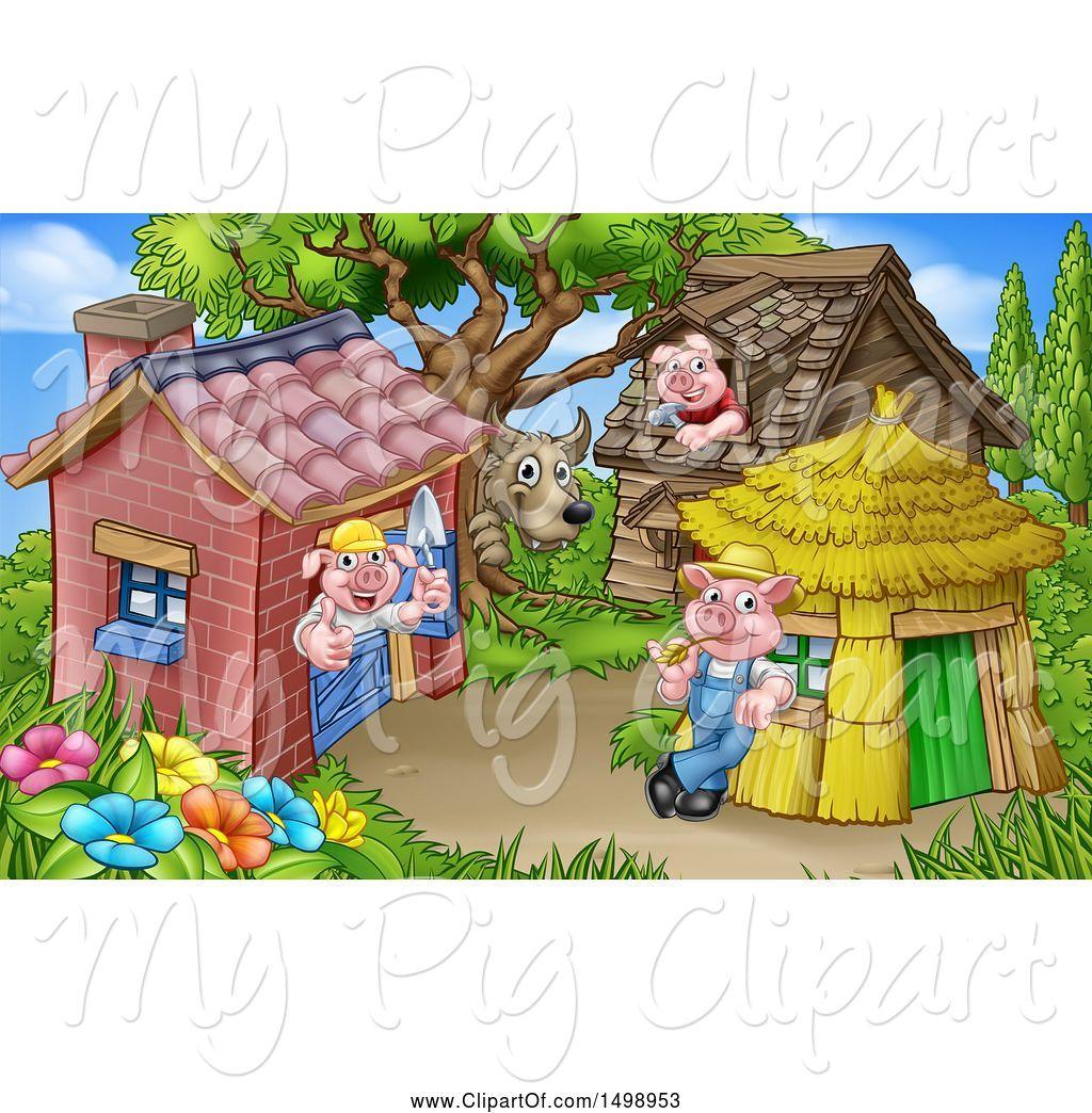 fairytale clipart woods