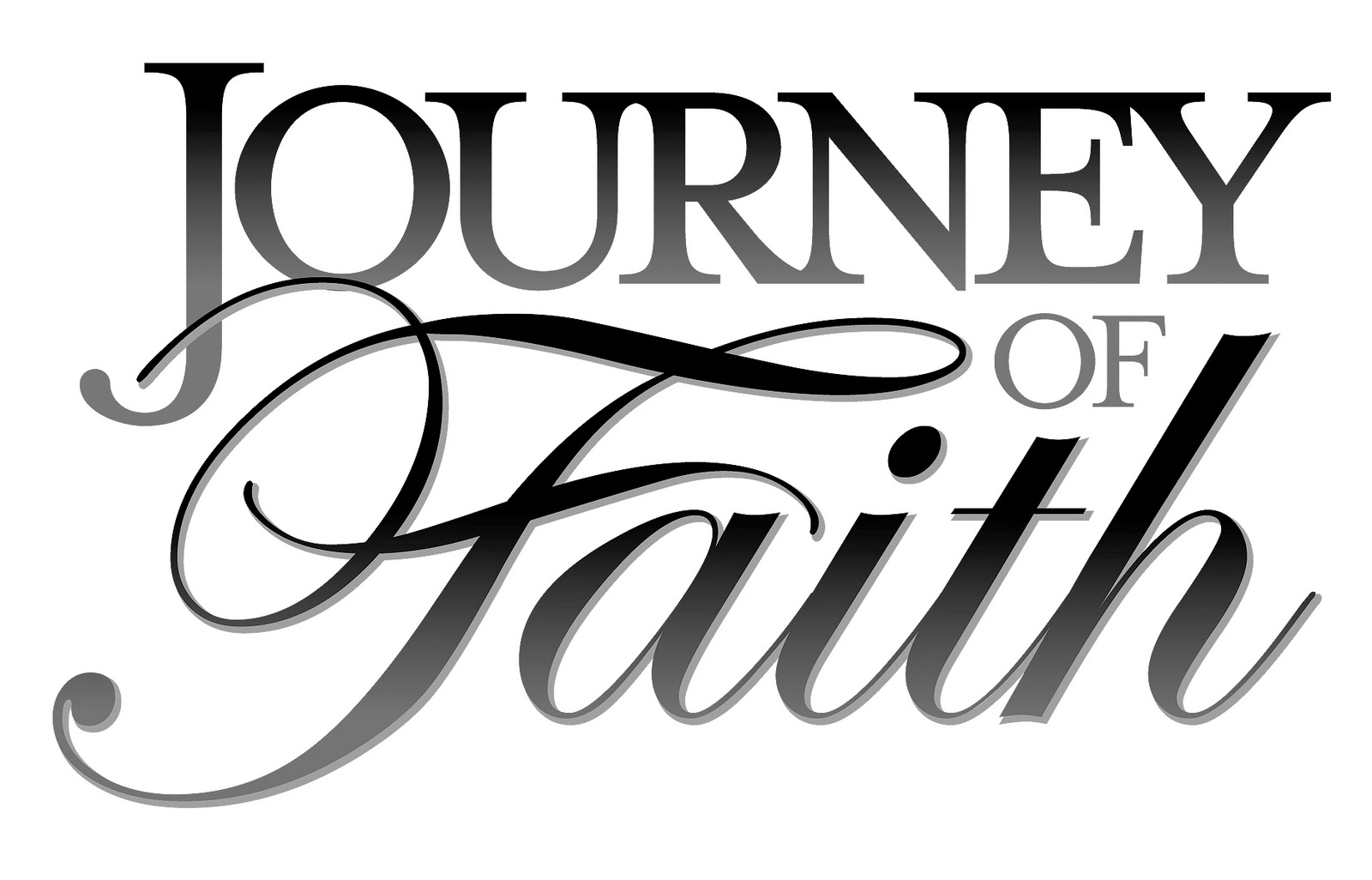 Image journey of clip. Faith clipart