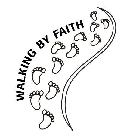 Religious design ideas walking. Church clipart clip art