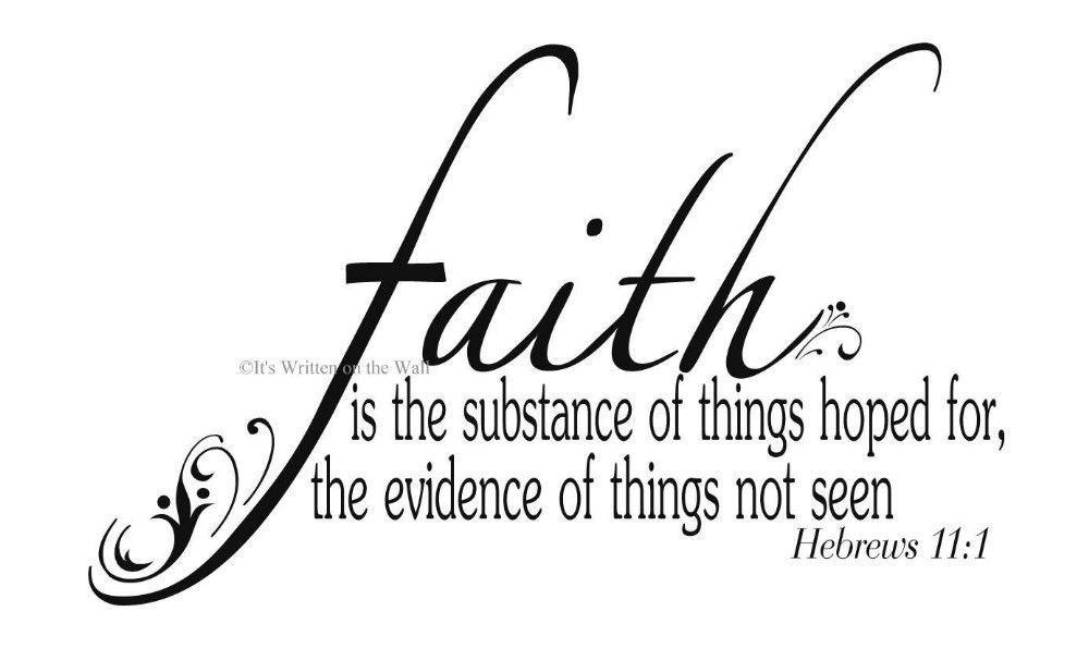Faith clipart bible quotes. Scripture clip art quotesgram
