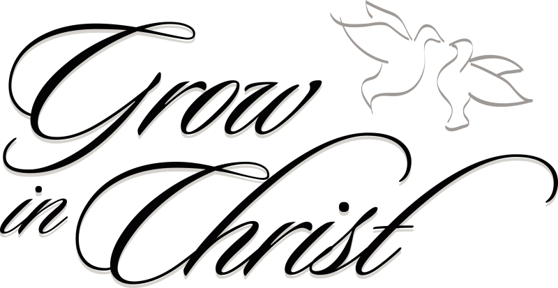 Faith clipart calligraphy. Through we can know