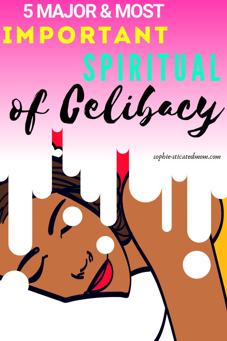 major most important. Faith clipart celibacy