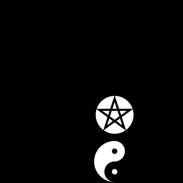Faith clipart christianity. Symbols from twelve world