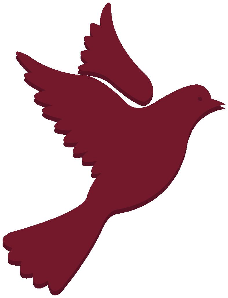Doves open door mission. Faith clipart dove