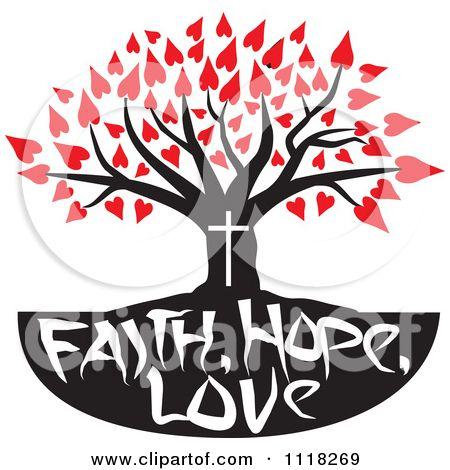 Faith clipart godly. Free christian graphics cartoon