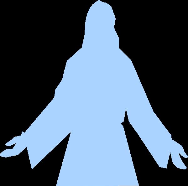 Faith clipart hand. Arise blue clip art