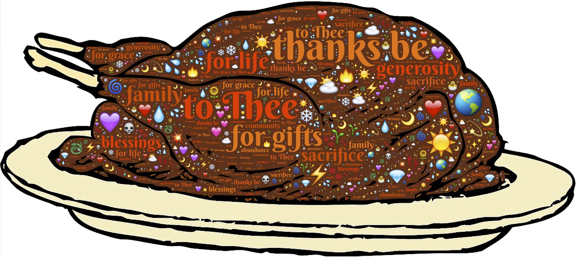 We gather together to. Faith clipart holiday peace