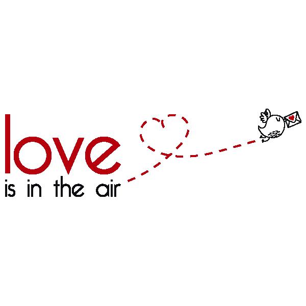 Vinilos decorativos frases ingl. Infinity clipart love cursive