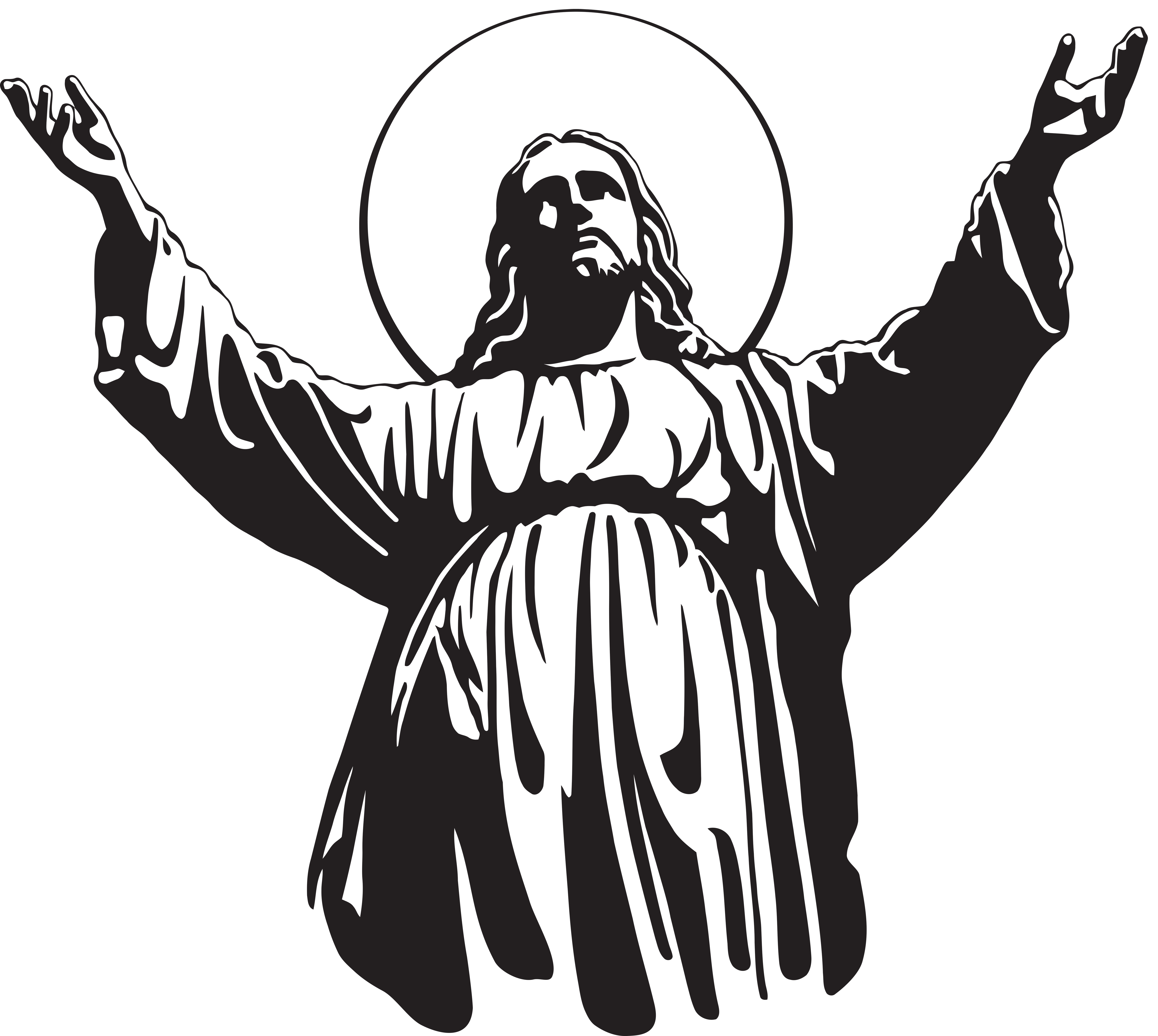 Heaven clipart jesus. Christ son of god