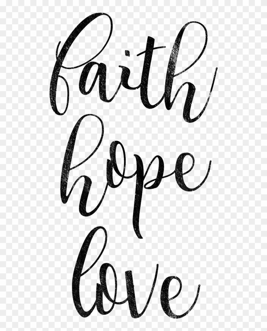 Love png shirt pinclipart. Hope clipart faith
