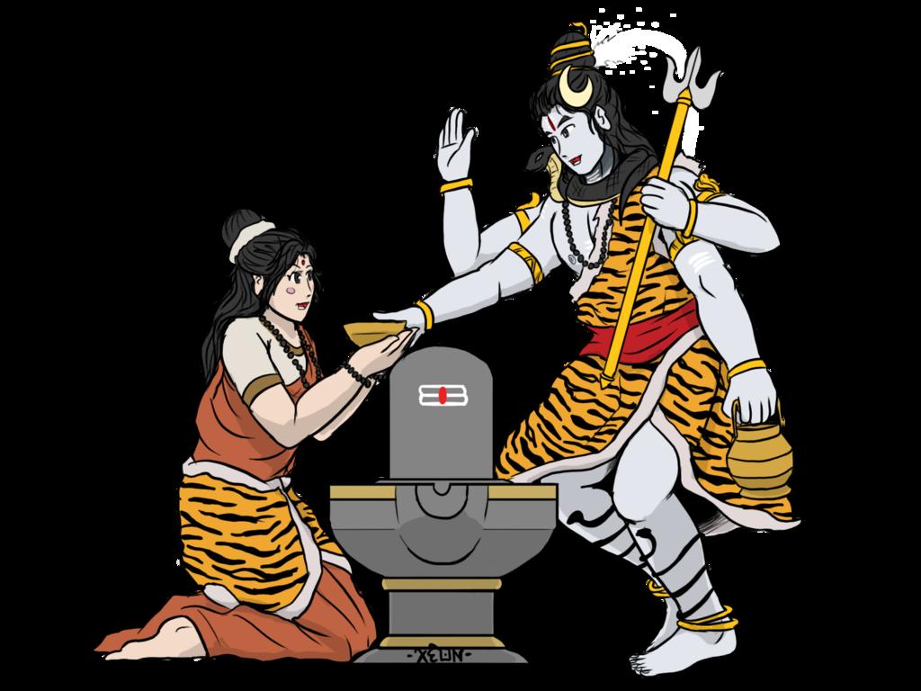 Faith clipart love drawing. Maha shivararti in by