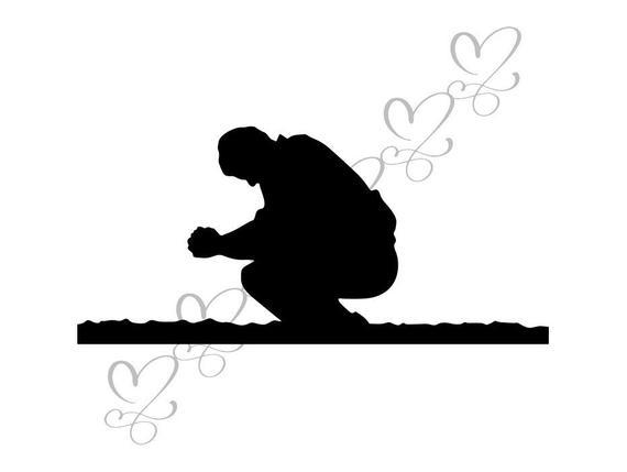 Faith clipart man god. Praying quotes spiritual life