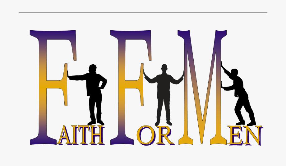 Faith clipart man god. Silhouette leaning against a