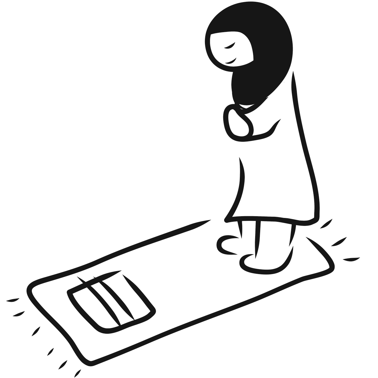 Are the positions different. Faith clipart prayer position