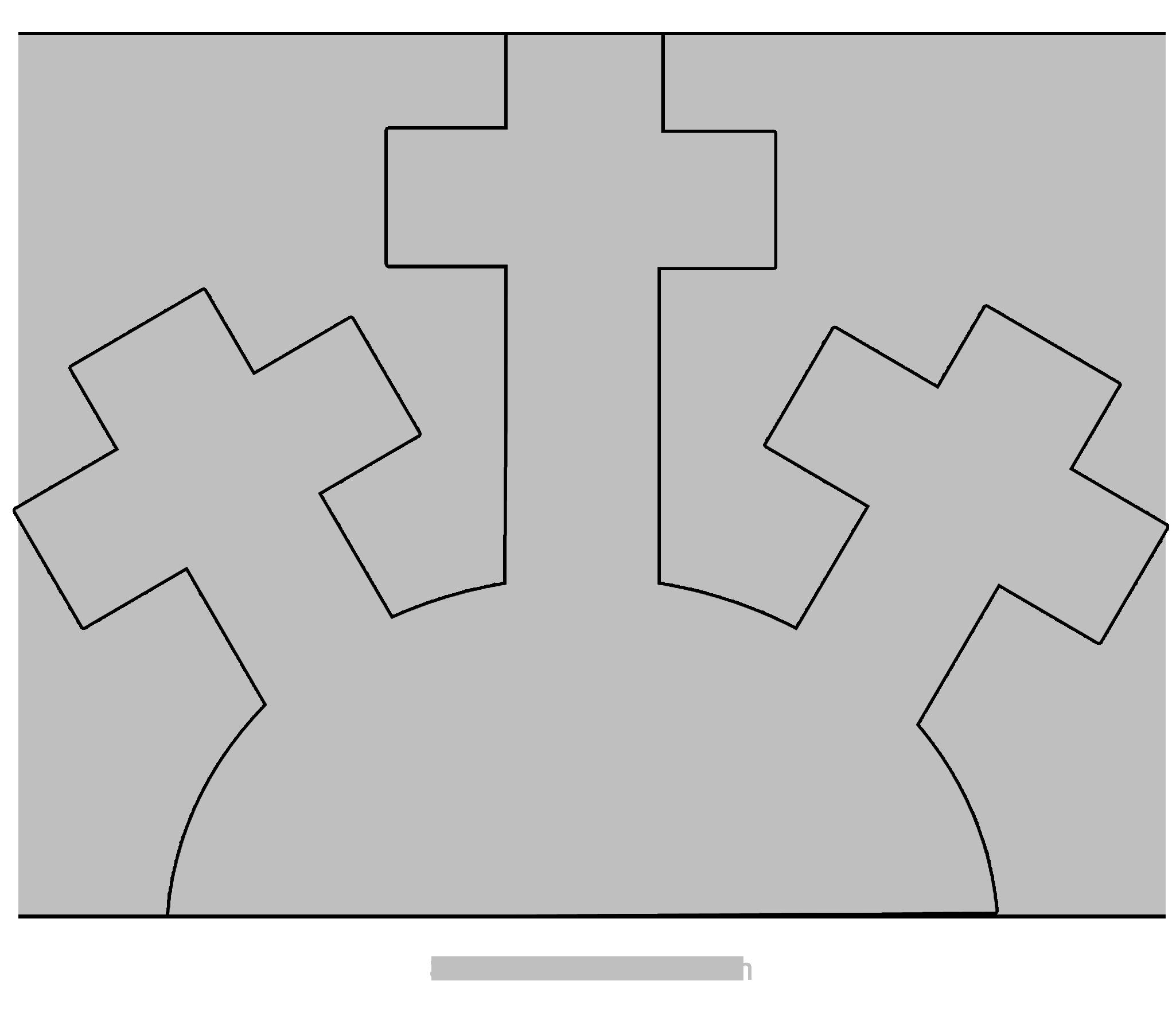 Faith clipart three cross. Religious and christian clip