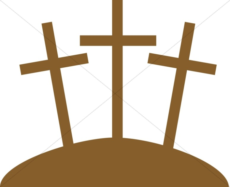 Faith clipart three cross. Holy free download best