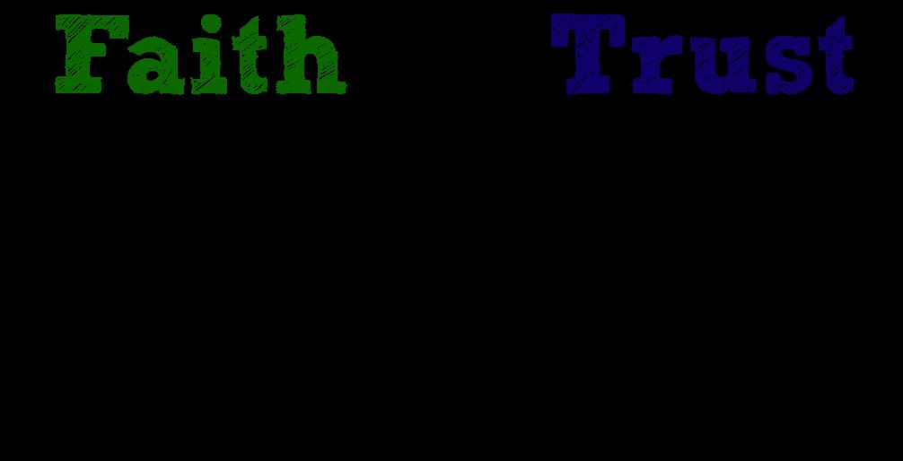 Png mart. Trust clipart faith