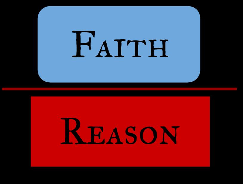 Versus . Trust clipart faith