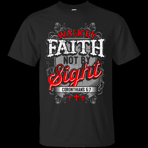 Faith clipart walk by faith. Christian t shirts not