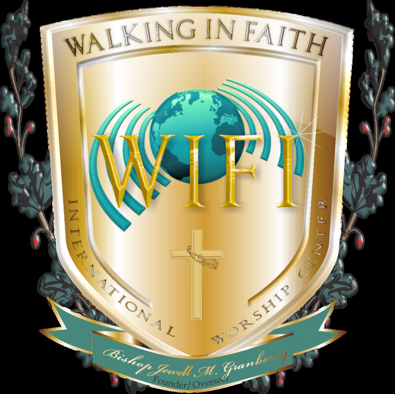 Walking in international worship. Faith clipart walk by faith
