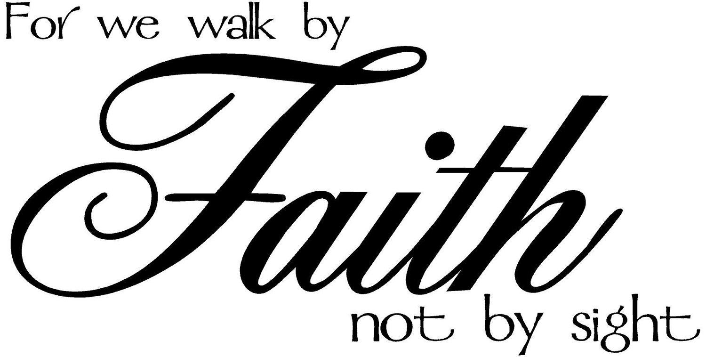 Portal . Faith clipart walk by faith