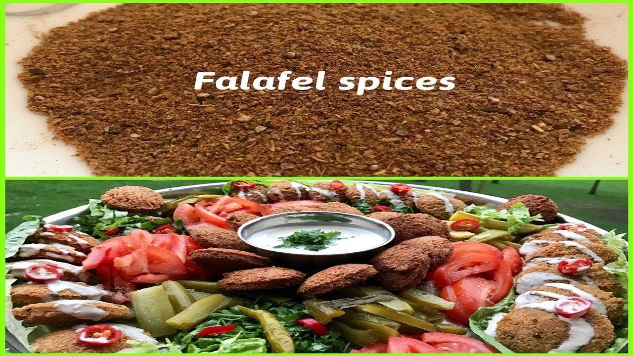 Spices recipe youtube . Falafel Smiley