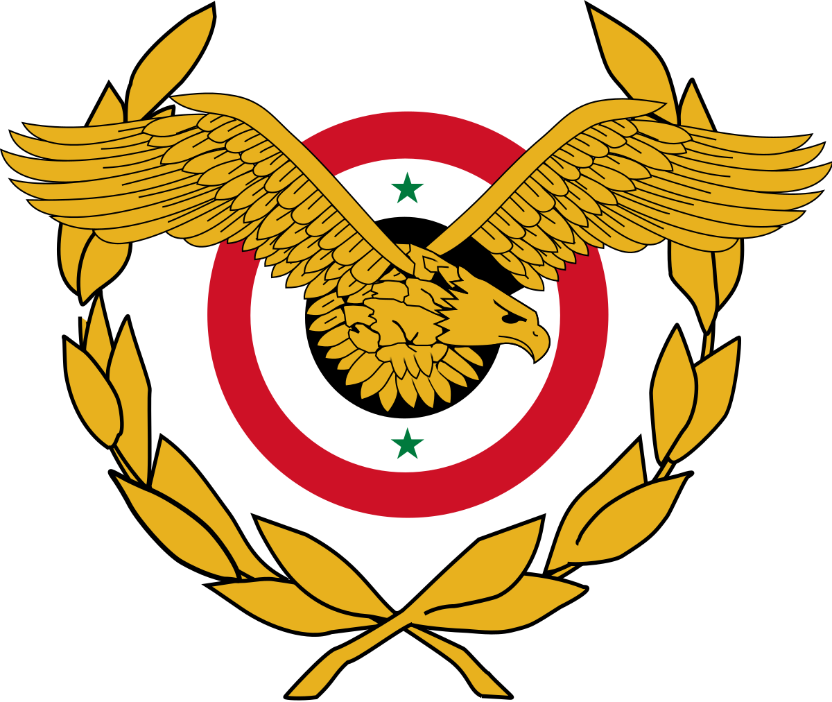 Syrian wikipedia . Navy clipart air force officer
